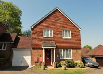 Thumbnail 3 bed detached house for sale in Woodrough Copse, Bramley, Guildford