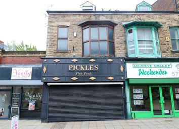 Thumbnail Commercial property for sale in High Street, Mexborough