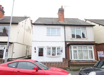 3 bed semi-detached house for sale in Edward Street, Hinckley LE10