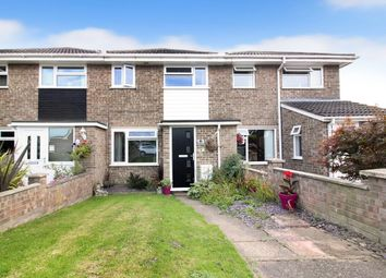 Thumbnail 3 bedroom terraced house for sale in Brayfield Way, Old Catton, Norwich