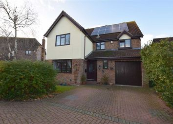 Thumbnail 5 bed detached house for sale in Barley Close, Langdon Hills, Essex