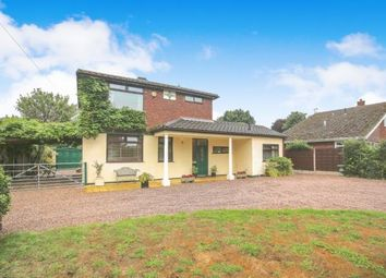 Thumbnail 4 bed detached house for sale in Darnhall School Lane, Winsford, Cheshire, United Kingdom