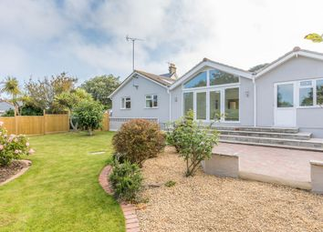 Thumbnail 4 bed detached bungalow for sale in Longue Rue, St. Saviour, Guernsey