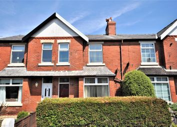 Thumbnail 3 bed terraced house for sale in Curzon Road, St Annes, Lytham St Annes, Lancashire