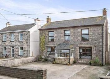 Thumbnail 4 bed detached house for sale in Carn Brea, Redruth, Cornwall