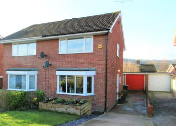 Thumbnail 2 bed property for sale in Mountain View, Hope, Wrexham