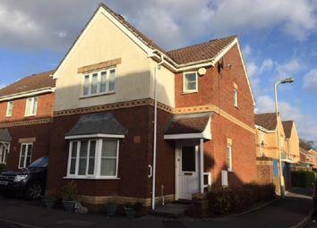 Thumbnail 3 bed detached house for sale in Fairplace Close, Broadlands, Bridgend.