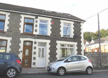 Thumbnail 2 bed semi-detached house for sale in Bassett Street, Abercynon, Mountain Ash