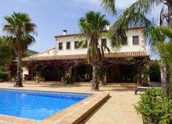 Thumbnail 4 bed villa for sale in Benissa, Valencia, Spain