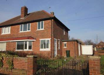 Thumbnail 3 bedroom semi-detached house to rent in Weston Road, Balby, Doncaster