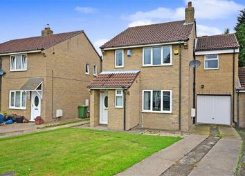Thumbnail 4 bed link-detached house for sale in Pinewood Drive, Camblesforth, Selby