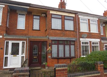 Thumbnail 2 bed terraced house for sale in Oldfield Avenue, Hull