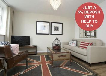 "Thumbnail 2 bedroom terraced house for sale in ""Kenley"" at Fleece Lane, Nuneaton"