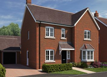 "Thumbnail 4 bed detached house for sale in ""The Glade"" at The Ridge, Blunsdon, Swindon"