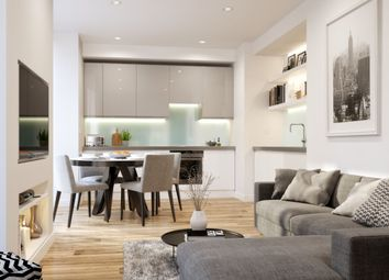 Thumbnail 1 bed flat for sale in 49 Millbank St, Manchester