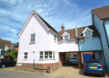 Thumbnail 4 bed terraced house for sale in Hedgerows, Stanway, Colchester, Essex