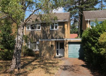 3 bed detached house for sale in Pendragon Way, Camberley GU15