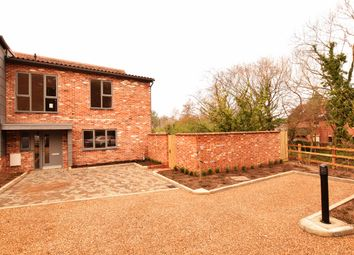Thumbnail 4 bed town house for sale in Bullride Mews, New Street, Woodbridge