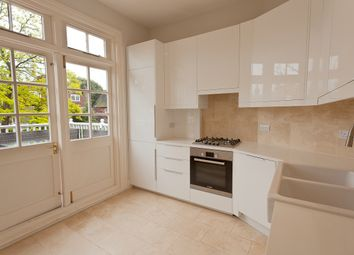 Thumbnail 2 bed flat to rent in Queen Anne's Grove, Chiswick