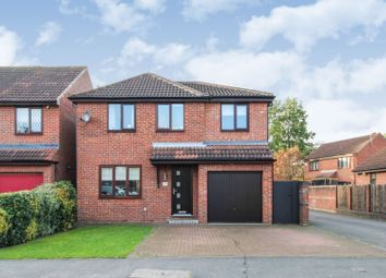 Thumbnail 4 bed detached house for sale in Westbourne Road, Selby