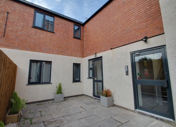 Thumbnail 4 bed flat to rent in Braunstone Gate, Leicester