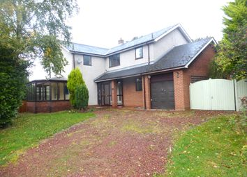 Thumbnail 4 bed detached house for sale in Sheraton Hall, Sheraton, Hartlepool