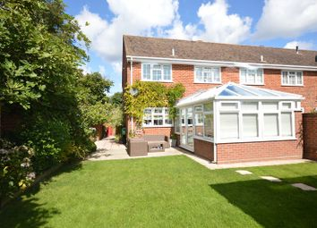 Thumbnail 3 bed town house for sale in Avenue Road, Lymington