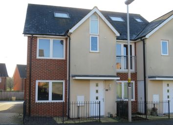 Thumbnail 3 bed end terrace house for sale in Sinatra Drive, Oxley Park, Milton Keynes