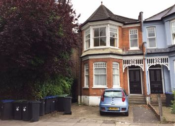 Thumbnail 3 bedroom flat to rent in Haslemere Road, London