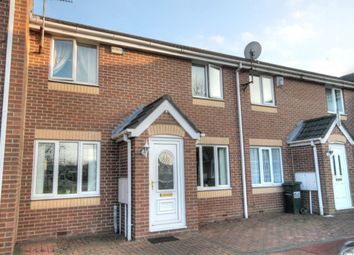 Thumbnail 2 bedroom terraced house for sale in Shawdon Close, Newbiggin Hall, Newcastle Upon Tyne