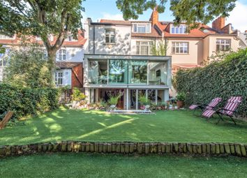 Gardens, Hampstead, London NW3. 5 bed semi-detached house