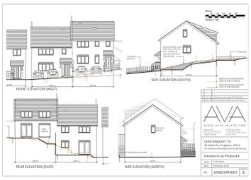 Thumbnail 3 bed semi-detached house for sale in Heath Road, West Heath, Congleton