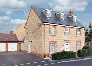 Thumbnail 5 bed detached house for sale in Walker Drive, Faringdon
