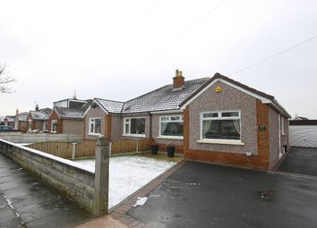 Thumbnail 2 bed bungalow for sale in Levens Drive, Heysham, Morecambe