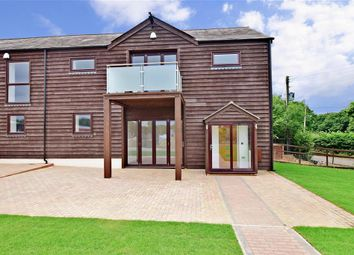 Thumbnail 3 bed barn conversion for sale in Hatham Green Lane, Stansted, Sevenoaks, Kent
