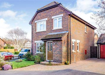 Thumbnail 4 bed detached house for sale in Holmbury Drive, North Holmwood, Dorking
