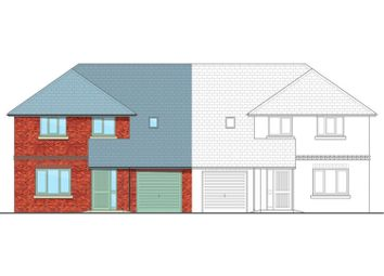Thumbnail 3 bed semi-detached house for sale in The Walk, Beulah, Llanwrtyd Wells