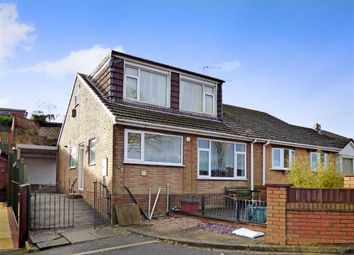 Thumbnail 3 bed semi-detached bungalow for sale in York Close, Talke Pits, Stoke-On-Trent