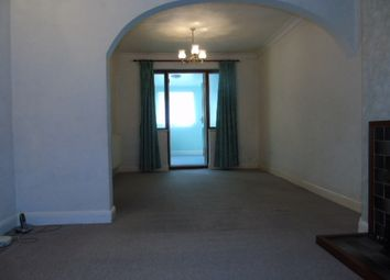 Thumbnail 3 bed terraced house to rent in Browning Road, Luton