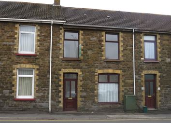 Thumbnail 3 bed terraced house for sale in Pemberton Road, Llanelli