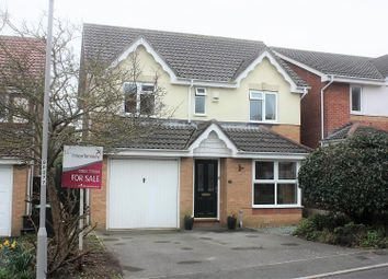 Thumbnail 4 bed detached house for sale in Pugmill Lane, Chickerell, Weymouth