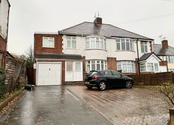 Thumbnail Semi-detached house to rent in Harbrough Road, Leicester