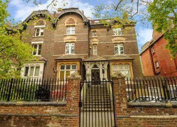 Thumbnail 3 bedroom flat for sale in Fitzjohns Avenue, Hampstead