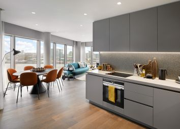 1 bed property for sale in No.5, 2 Cutter Lane, Upper Riverside, Greenwich Peninsula SE10