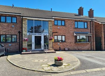 Thumbnail 2 bed flat for sale in Cotswold Drive, Bangor