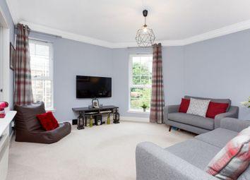 Thumbnail 2 bed flat for sale in 41/5 Shandon Crescent, Edinburgh