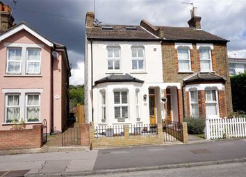 Thumbnail 4 bedroom semi-detached house for sale in Ridley Road, Bromley