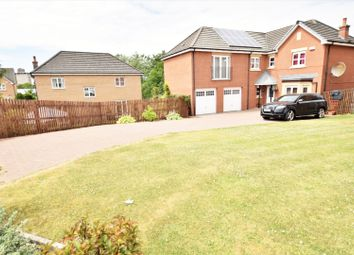 Thumbnail 5 bed detached house for sale in Morven Drive, Motherwell