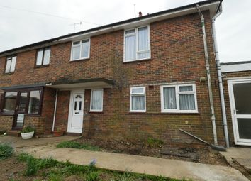 Thumbnail 3 bed semi-detached house for sale in Glovers Lane, Bexhill-On-Sea