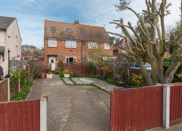 Thumbnail 4 bed semi-detached house for sale in Broadley Avenue, Birchington